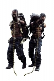 Figurky Michonne´s Pet Walker Twin Pack - The Walking Dead Action Figures 1/6