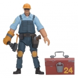 Figurka BLU Engineer - Team Fortress Series 3,5 Action Figure - Neca