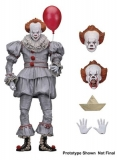 Figurka Ultimate Pennywise - Stephen King's It 2017 Action Figure