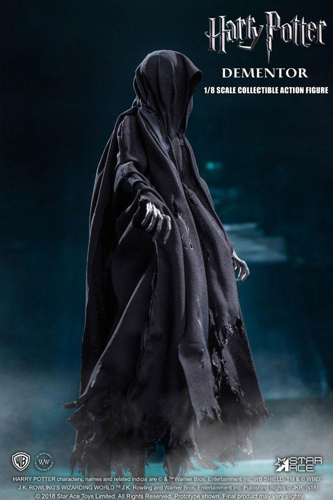 Figurka Dementor - Harry Potter and the Prisoner of Azkaban Action Figure 1/8