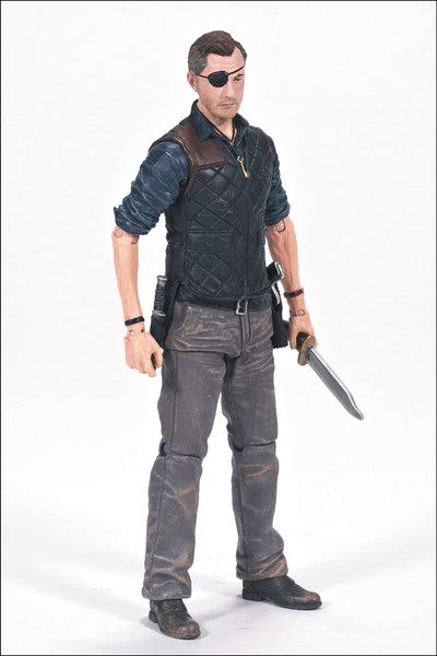 Figurka THE GOVERNOR - THE WALKING DEAD - ŽIVÍ MRTVÍ - TV SERIES 4 - McFarlane