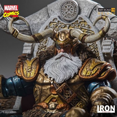 Soška Odin - Marvel Comics BDS Art Scale Statue 1/10