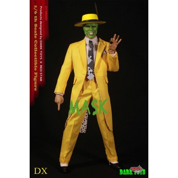 Figurka The Mask (Deluxe Edition) 1/6 Action Figure