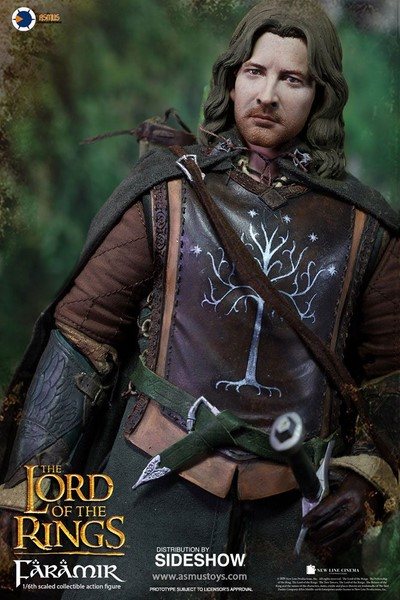 Figurka Faramir - Lord of the Rings Action Figure 1/6