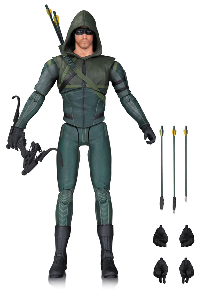 Figurka Arrow Action Figure Season 3