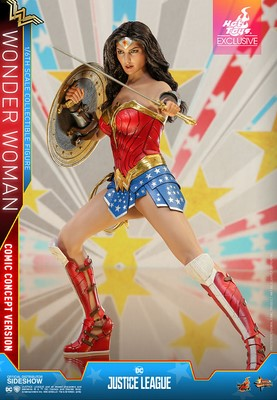 Figurka Wonder Woman (Comic Concept Version) 1/6 Collectible Action Figure