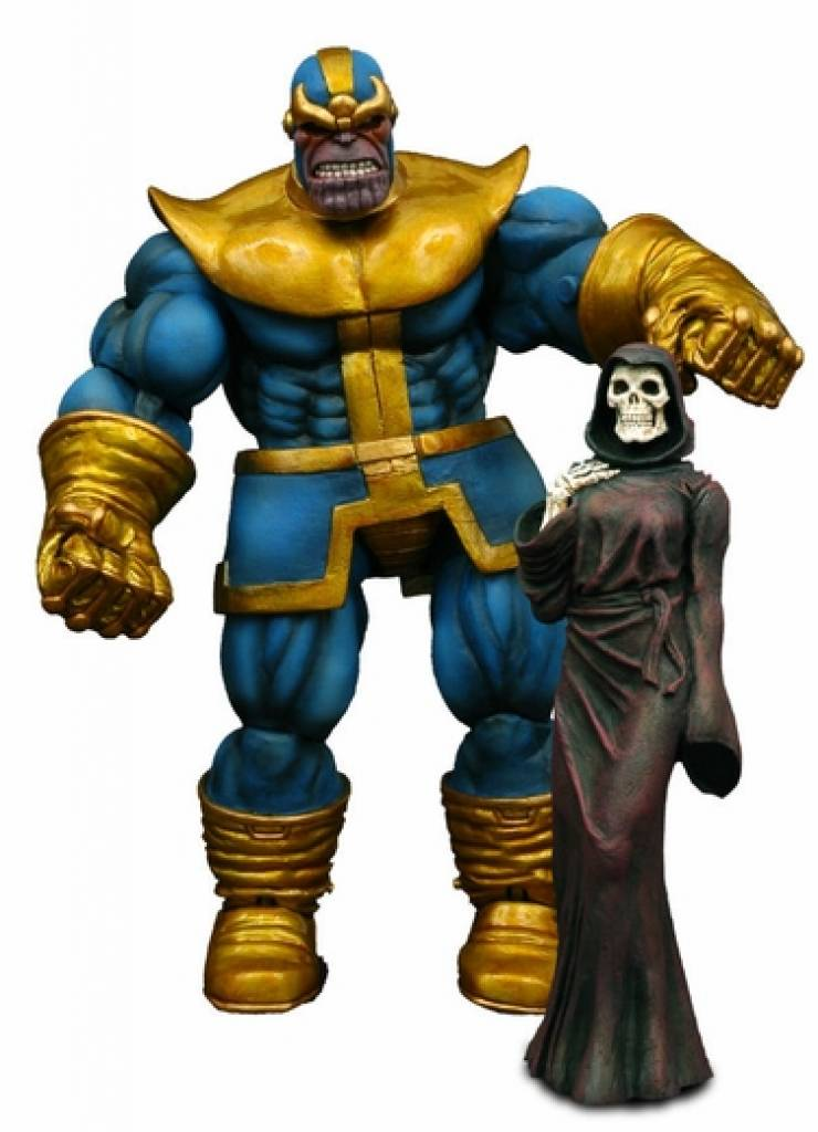 Figurka Thanos - Marvel Select Action Figure