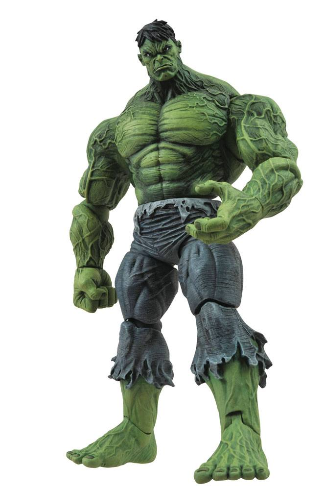Figurka Unleashed Hulk - Marvel Select Action Figure