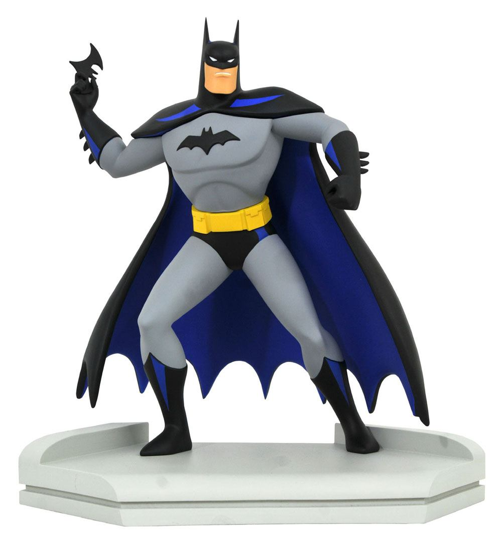 Soška Batman (Justice League Animated) - DC Premier Collection Statue