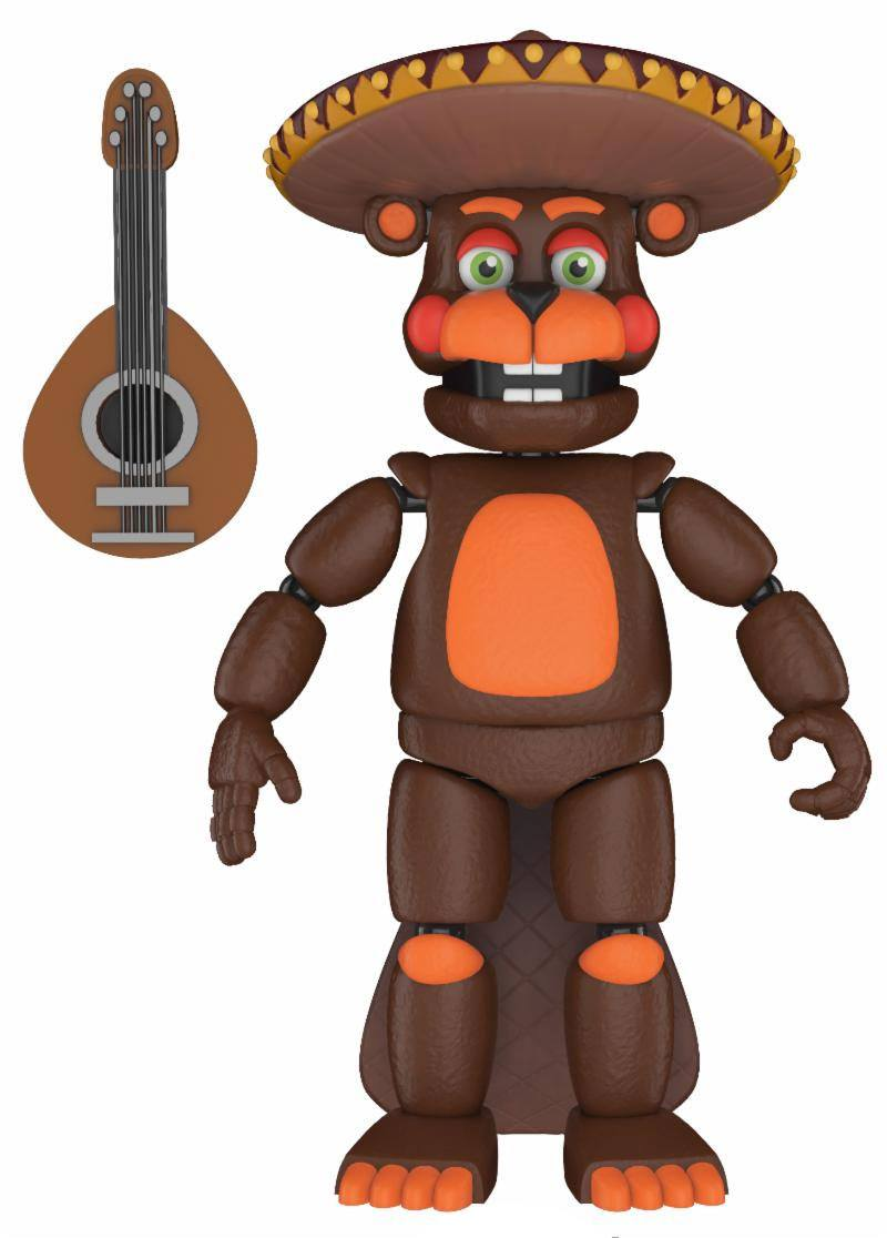 Figurka El Chip - Five Nights at Freddy's Pizza Simulator Action Figure
