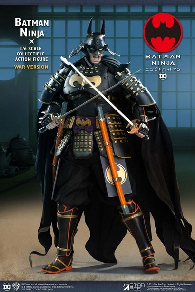Figurka Batman Ninja Deluxe Ver - Batman Ninja My Favourite Movie Action Figure 1/6
