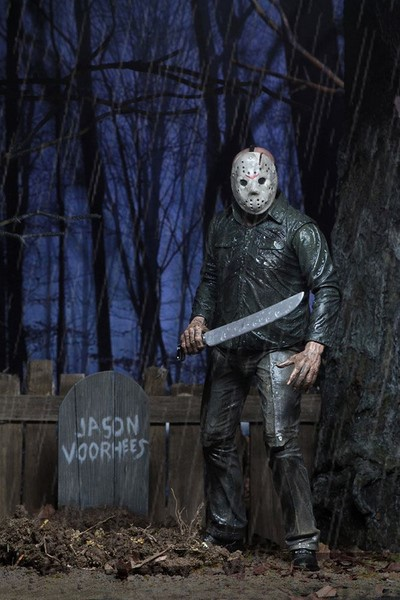 Figurka Ultimate Jason - Friday the 13th Part 5 Action Figure