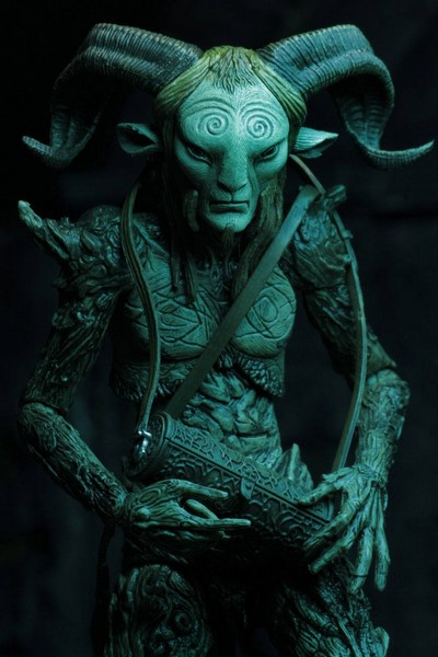 Figurka Faun (Pan's Labyrinth) - Guillermo del Toro Signature Collection Action Figure