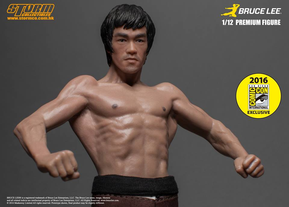 Soška Bruce Lee The Martial Artist 1/12 SDCC Exclusive 2016