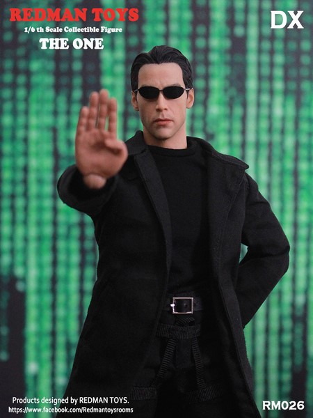 Figurka The One 1/6 Action Figure inspired by Matrix