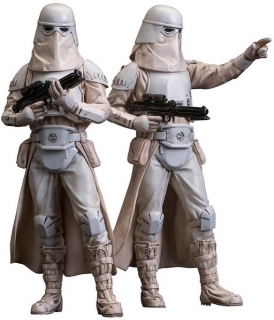 Figurky Snowtroopers - Star Wars ARTFX+ Statue 2-Pack