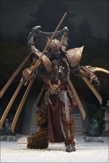 Figurka SAMURAI SPAWN - SERIES 19: DARK AGES SPAWN: THE SAMURAI WARS