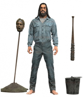 Figurka Negan - The Walking Dead Comic Version Action Figure Series 5  McFarlane