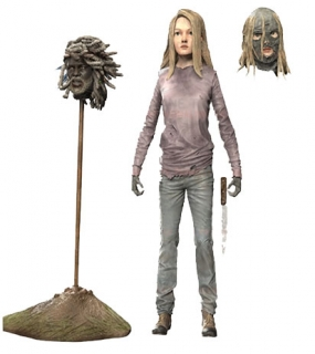 Figurka Lydia - The Walking Dead Comic Version Action Figure Series 5  McFarlane