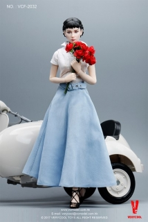 Figurka Goddess In My Heart 1/6 Action Figure (inspired by Audrey Hepburn - Roman Holiday)