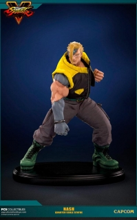 Soška Nash - Street fighter 1/4 Scale Statue