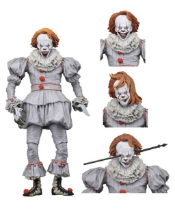 Figurka Ultimate Pennywise (Well House) - Stephen King's It 2017 Action Figure