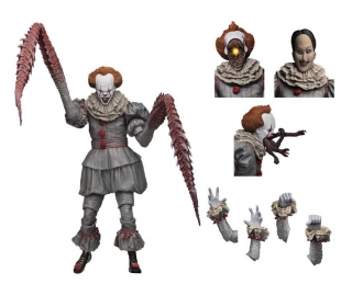 Figurka Ultimate Pennywise (Dancing Clown) - Stephen King's It 2017 Action Figure