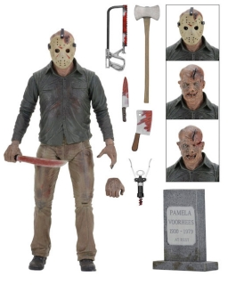 Figurka Jason - Friday the 13th Part 4 Action Figure
