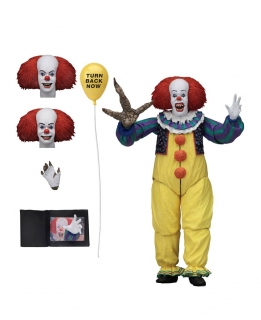 Figurka Ultimate Pennywise Version 2 - Stephen King's It 1990 Action Figure