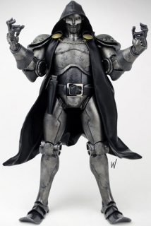 Figurka Doctor Doom Stealth - Marvel Action Figure 1/6