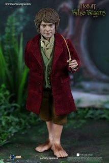 Figurka Bilbo Baggins - Hobbit Action Figure 1/6