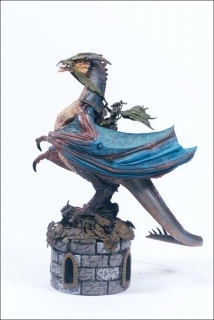 Figurka ETERNAL CLAN DRAGON LIMITED EDITION WINDOW BOX - McFarlane