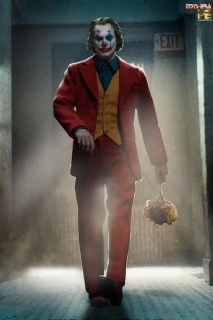 Figurka The Comedian (Joaquin Phoenix) inspired by Joker 1/6 Movie Action Figure
