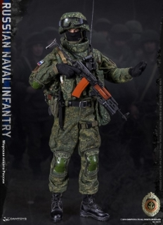 Figurka Russian Naval Infantry 1/6 Military Action Figure