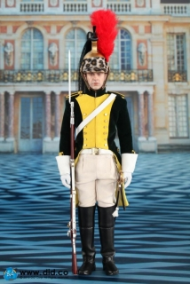 Figurka Hervé - Napoleonic French Dragoon 1/6 Action Figure