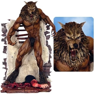 Figurka Werewolf - Dog Soldiers Action Figure Series 3 - Sota