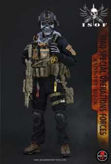 Figurka Iraq Special Operations Forces 1/6 Action Figure