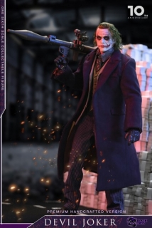 Figurka Devil Joker - 1/6 Scale Collectible Figure