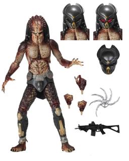 Figurka Ultimate Fugitive Predator (Lab Escape) - Predator 2018 Action Figure