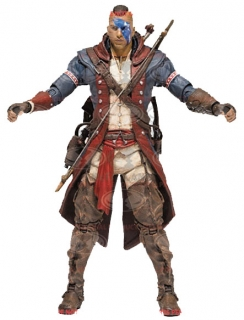 Figurka Revolutionar Connor - Assassin´s Creed Action Figure Series 5