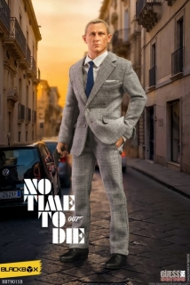Figurka James Grey Suit Version - No Time To Die 1/6 Action Figure