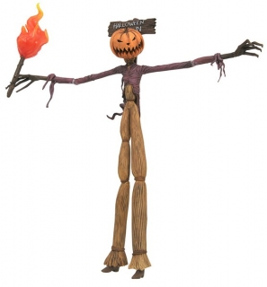 Figurka Pumpkin King - Nightmare before Christmas Action Figure