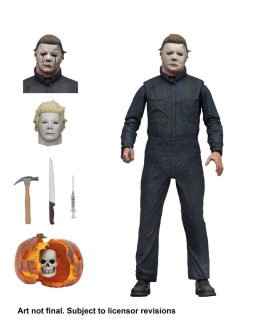 Figurka Michael Myers - Halloween 2 Ultimate Action Figure