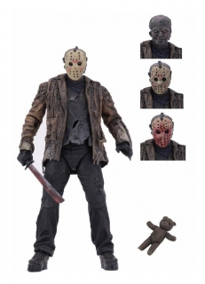 Figurka Jason Voorhees - Freddy vs. Jason Ultimate Action Figure