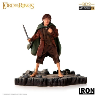 Soška Frodo - Lord Of The Rings BDS Art Scale Statue 1/10