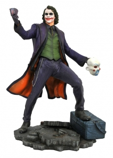 Soška Joker - The Dark Knight DC Movie Gallery PVC Statue