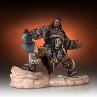 Soška Durotan - Warcraft The Beginning Statue