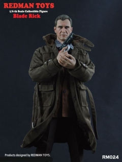 Figurka Rick Deckard (Harrison Ford) Blade Runner (1982) - 1/6 Movie Action Figure