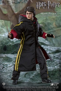 Figurka Harry Potter Triwizard Tournament Quidditch Flash Ver. - Harry Potter MFM Action Figure 1/8