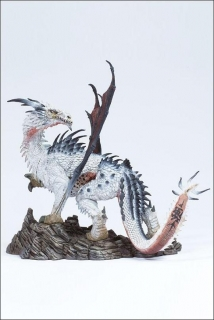 Figurka FIRE DRAGON CLAN - MCFARLANE'S DRAGONS SERIES 1: QUEST FOR THE LOST KING